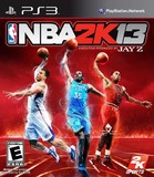 NBA 2K13 (PlayStation 3)