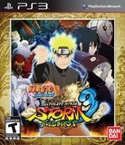 Naruto Shippuden: Ultimate Ninja Storm 3 -- Full Burst (PlayStation 3)