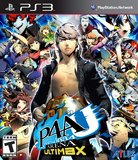 Persona 4 Arena Ultimax (PlayStation 3)
