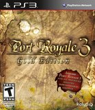 Port Royale 3: Gold Edition (PlayStation 3)