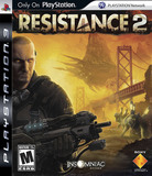 Resistance 2 (PlayStation 3)