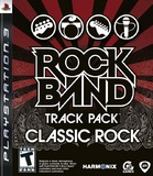 Rock Band: Track Pack Classic Rock (PlayStation 3)