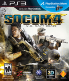 SOCOM 4: U.S. Navy SEALs (PlayStation 3)