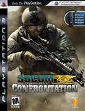 SOCOM: U.S. Navy SEALs: Confrontation w/Headset (PlayStation 3)