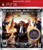 Saints Row IV -- National Treasure Edition (PlayStation 3)