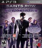 Saints Row: The Third -- The Full Package (PlayStation 3)