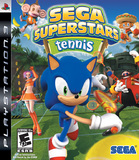 Sega Superstars: Tennis (PlayStation 3)