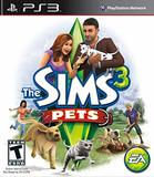 Sims 3: Pets, The (PlayStation 3)