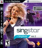 SingStar Vol. 2 (PlayStation 3)