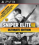 Sniper Elite III -- Ultimate Edition (PlayStation 3)