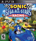 Sonic & Sega All-Stars Racing (PlayStation 3)