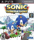 Sonic: Generations (PlayStation 3)