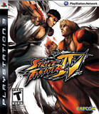 Street Fighter IV (PlayStation 3)
