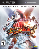Street Fighter X Tekken -- Special Edition (PlayStation 3)
