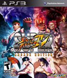 Super Street Fighter IV: Arcade Edition (PlayStation 3)