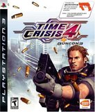 Time Crisis 4 -- Guncon 3 Bundle (PlayStation 3)