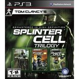 Tom Clancy's Splinter Cell Trilogy -- HD (PlayStation 3)