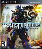Transformers: Dark of the Moon (PlayStation 3)