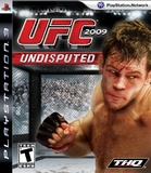 UFC 2009: Undisputed (PlayStation 3)