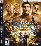 WWE Legends of WrestleMania (PlayStation 3)
