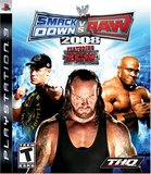 WWE SmackDown vs. RAW 2008 (PlayStation 3)