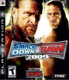 WWE SmackDown vs. RAW 2009 (PlayStation 3)