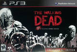 Walking Dead, The -- Collector's Edition (PlayStation 3)