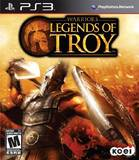 Warriors: Legends of Troy (PlayStation 3)