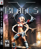 X-Blades (PlayStation 3)
