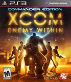 XCOM: Enemy Within -- Commander Edition (PlayStation 3)