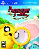 Adventure Time: Finn and Jake Investigations (PlayStation 4)