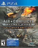 Air Conflicts: Secret Wars -- Ultimate Edition (PlayStation 4)