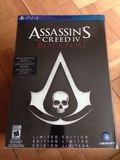 Assassin's Creed IV: Black Flag -- Limited Edition (PlayStation 4)