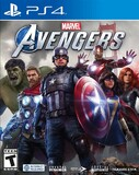 Avengers (PlayStation 4)