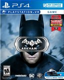 Batman: Arkham VR (PlayStation 4)