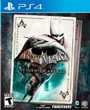Batman: Return to Arkham (PlayStation 4)