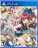 Blade Strangers (PlayStation 4)
