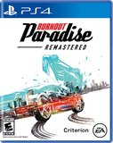 Burnout Paradise: Remastered (PlayStation 4)