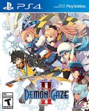 Demon Gaze II (PlayStation 4)