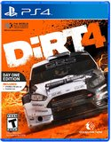 DiRT 4 -- Day One Edition (PlayStation 4)