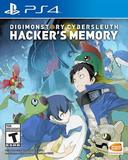 Digimon Story Cyber Sleuth: Hacker's Memory (PlayStation 4)