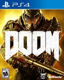 Doom (PlayStation 4)