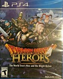 Dragon Quest Heroes: The World Tree's Woe and the Blight Below (PlayStation 4)