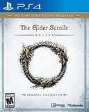 Elder Scrolls Online: Tamriel Unlimited, The (PlayStation 4)