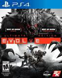 Evolve Ultimate Edition (PlayStation 4)