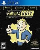 Fallout 4 -- Game of the Year Edition (PlayStation 4)