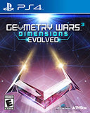 Geometry Wars 3: Dimensions - Evolved (PlayStation 4)