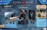 God Of War -- Stone Mason Edition (PlayStation 4)