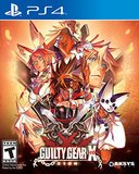 Guilty Gear Xrd: Sign (PlayStation 4)