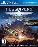 Helldivers -- Super-Earth Ultimate Edition (PlayStation 4)